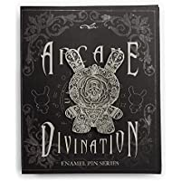 Kidrobot Arcane Divination Blind Box Enamel Pin Series, One Random