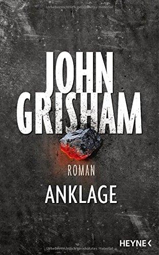 Buchseite und Rezensionen zu 'Anklage' von John Grisham