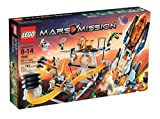LEGO Mars Mission 7690: MB-01 Eagle Command Base