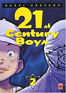 21st Century Boys Edition simple Tome 2