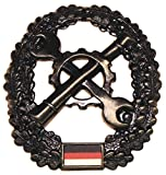 BW Barettabzeichen, 'Instandsetzung', Metall Instandsetzung