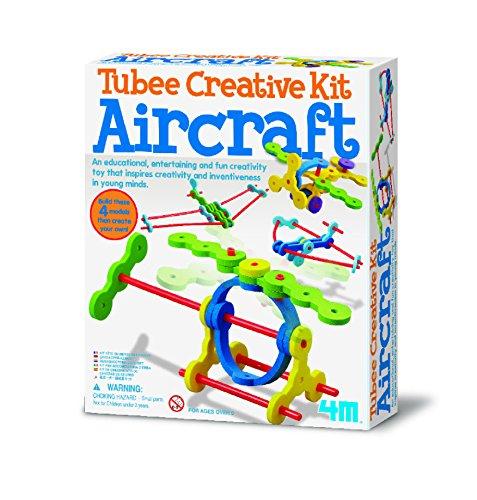 4m tubee Creative Aircraft Kit Fliegen Making Kit