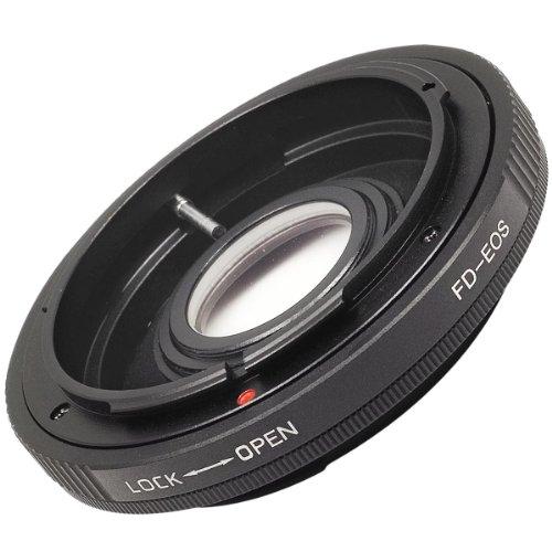 Adaptador de Objetivos Canon FD a sistema EOS