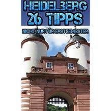 Heidelberg: 26 Tipps nicht nur für Erstsemester