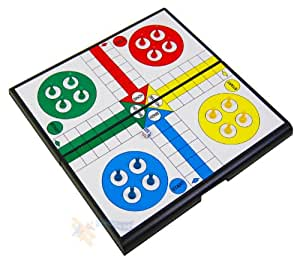 Snakes and Ladders or Ludo Board Traditional Family Childrens & Kids Game (Ludo)
