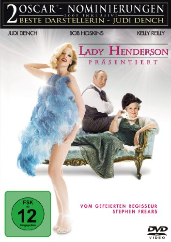 Lady Henderson präsentiert... (Kombiniert Kostüm)