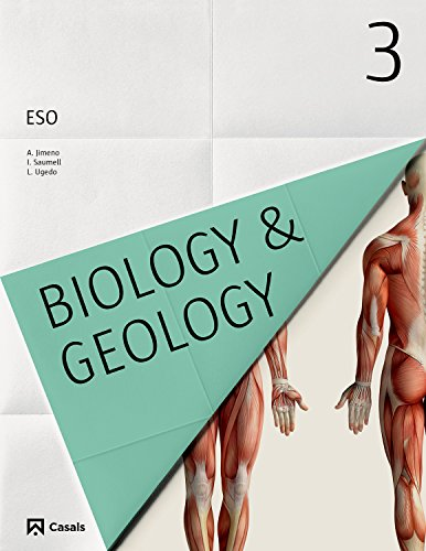 Biology and Geology 3 ESO - 9788421858769