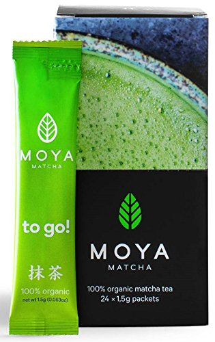 Organic Moya Matcha Tea Green Powder | Traditional Grade (II)
