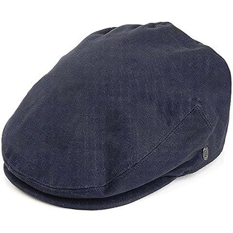 Jaxon cappelli in cotone Cappello - Navy