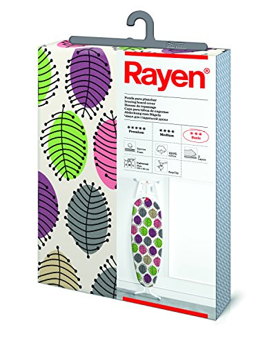 Rayen - Funda tabla planchar Universal sistema EasyClip