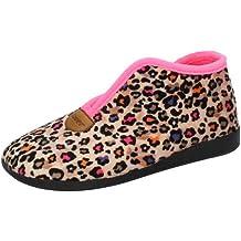 Botines de leopardo