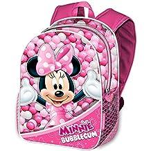 cbbe22518 Karactermania Minnie Mouse Bubblegum Mochilas Infantiles, 40 cm, Rosa