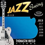 Thomastik JS113 Jazz/Swing Bass-Jeu de cordes Calibre 33