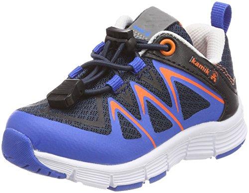 Kamik Jungen Charge Sneaker, Blau (Blue-Bleu), 38 EU