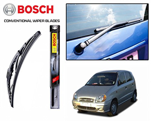 bosch conventional wiper blades rear - hyundai santro 14 inches Bosch Conventional Wiper Blades REAR – Hyundai Santro 14 inches 51Lqu8FCqBL