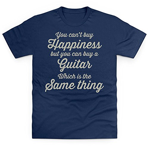 A Guitar Is Happiness, Herren Dunkelblau