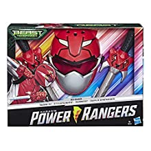 Power Rangers E5907EU5 Prg Hero Training Pack, Multicolore