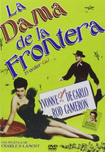 La Dama de la Frontera DVD