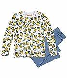 Minions Despicable Me Jungen Pyjama Schlafanzug 2016 Kollektion (116, Blau)