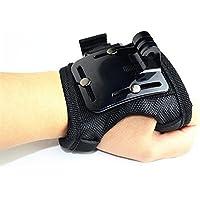 Spesso a forma di guanto cinturino da polso Band regolabile braccialetto della mano della Montagna (Mano Regolabile Strap)