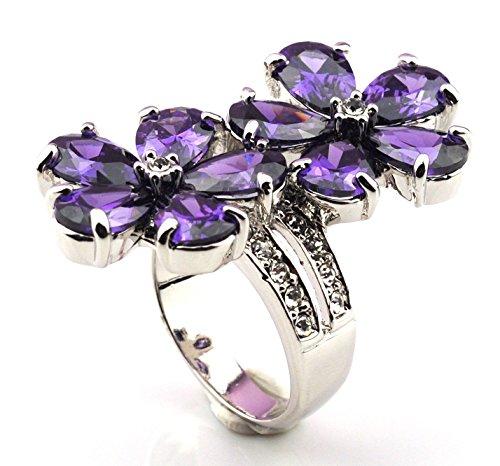 alta-qualita-cristallo-swarovski-element-lilla-fiori-doppio-anello-diamantato-argento-a-19-equal-uk-