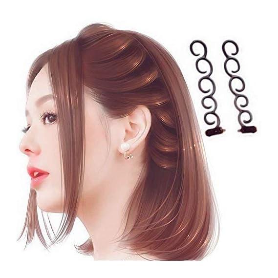 JAMPAKTM 2pcs Hair Styling Tools Weave Braid Hair Braider Tool Hair Styling Tool