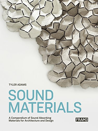 Sound Materials: A Compendium of Sound Absorbing Materials for Architecture and Design par Tyler  Adams