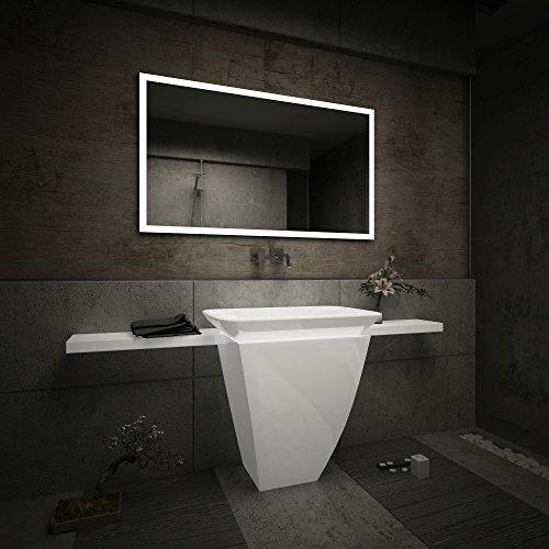 Badspiegel mit Led Beleuchtung – Nach eigenen Wünschen ausstatten - 4