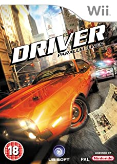Driver: Parallel Lines (Nintendo Wii) (B000N4JUAE) | Amazon Products