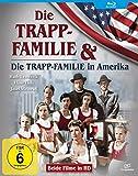 DVD Cover 'Die Trapp-Familie & Die Trapp-Familie in Amerika [Blu-ray]