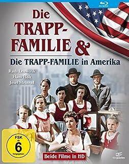 Die Trapp-Familie & Die Trapp-Familie in Amerika [Blu-ray]