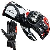 Motorradhandschuhe PROANTI® Racing Pro Motorrad Handschuhe - Größe L