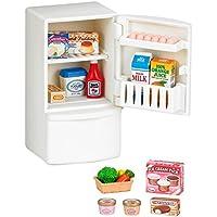 Sylvanian Families-8718637035662 Animales Set refrigerador Epoch para Imaginar 3566