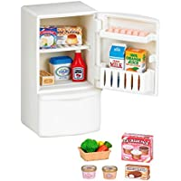 Sylvanian 5021 Families - Refrigerator Set - Mini-Doll