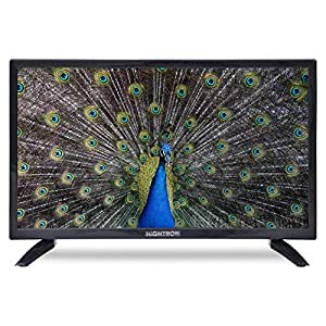 HIGHTRON 61 cm (24 Inches) HD Ready LED TV 24HT4001 (Black)(2017 model)