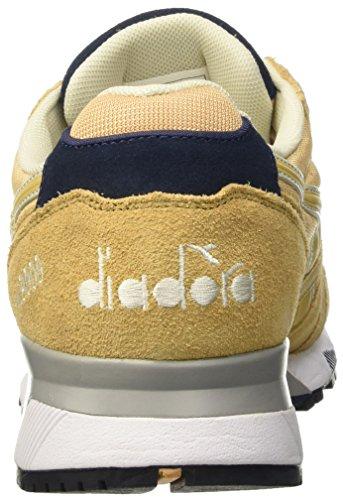 Diadora N9000 Nyl Ii, Chaussures mixte adulte Beige (Beige Juta)