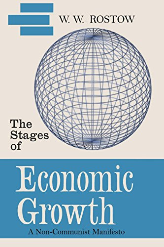 The Stages of Economic Growth: A Non-Communist Manifesto [First Edition]