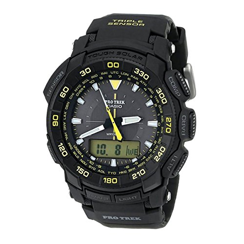Casio Pro Trek Tough Solar Casio Herren Reloj PRG-550-1A9
