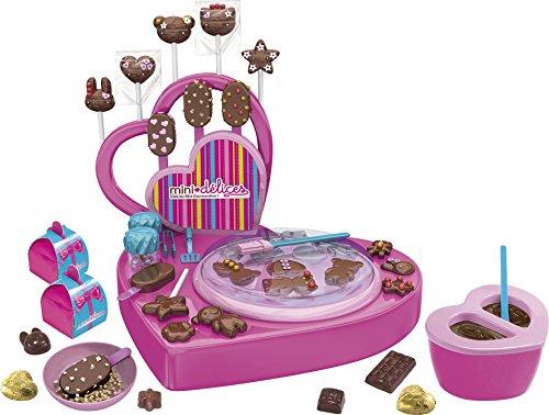 Lansay–17902–Mini-Dlices–Taller-Chocolate-4-en-1