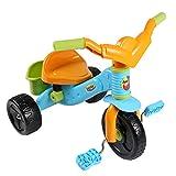 Best triciclos para niños pequeños - Virhuck Triciclos Trike Bicicleta con Plástico ABS de Review