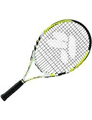 Bash 23 Tennis Racket - 23, YELL/BLK by Tecno Pro