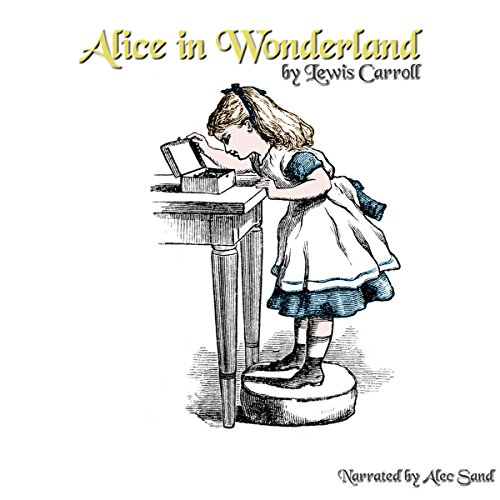 Alice in Wonderland  Audiolibri