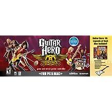 Aspyr Guitar Hero III: Legends Of Rock con Guitarra y Guitar Hero Aerosmith incluidos para PC y MAC