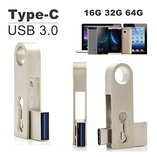 setayo-16gb-usb-c-a-usb-30-flash-drive-memory-stick-con-portachiavi-per-macbook-pro-samsung-chromebo