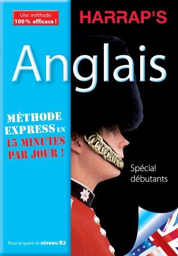 Harrap's Méthode express Anglais livre
