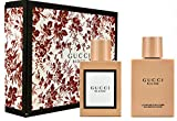 Gucci Bloom Geschenkset 50ml EDP Eau de Parfum Spray + 100ml Body Lotion