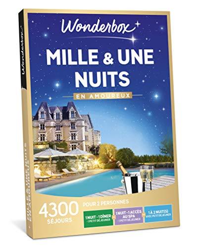 Wonderbox - Coffret cadeau de noel - MILLE & UNE NUITS EN AMOUREUX - plus de 4000...