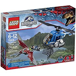LEGO Jurassic World Pteranodon Capture 75915 Building Kit by LEGO