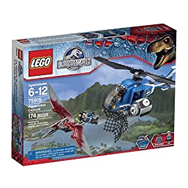 LEGO-Jurassic-World-Pteranodon-Capture-75915-Building-Kit