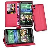 Cadorabo - Book Style Hülle für HTC DESIRE 820 - Case